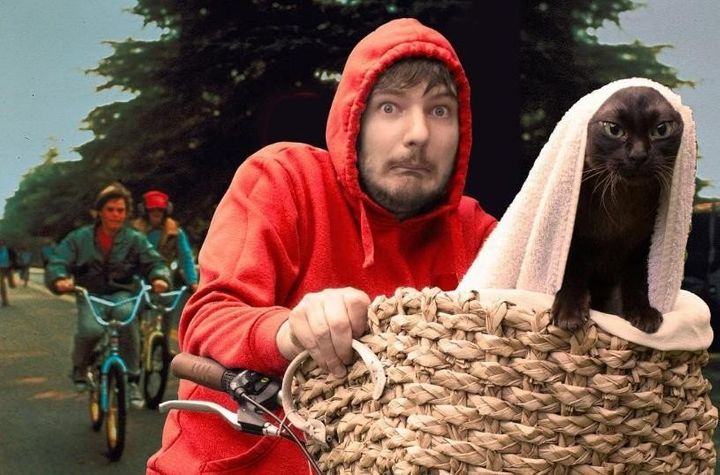Tara in <i>E.T.</i>