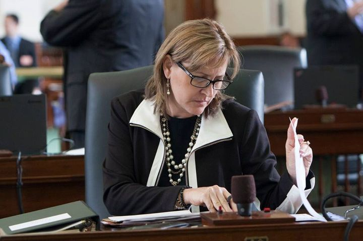 TX State Sen. Konni Burton