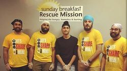 Sikhs In New Jersey Feed Thousands Because It's The Sikh Thing To