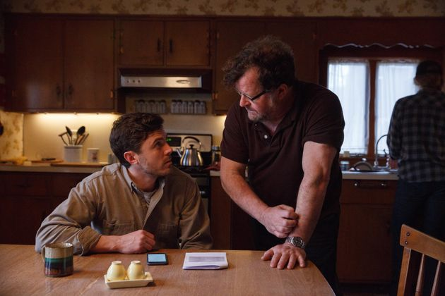 Casey Affleck and Kenneth Lonergan discuss a
