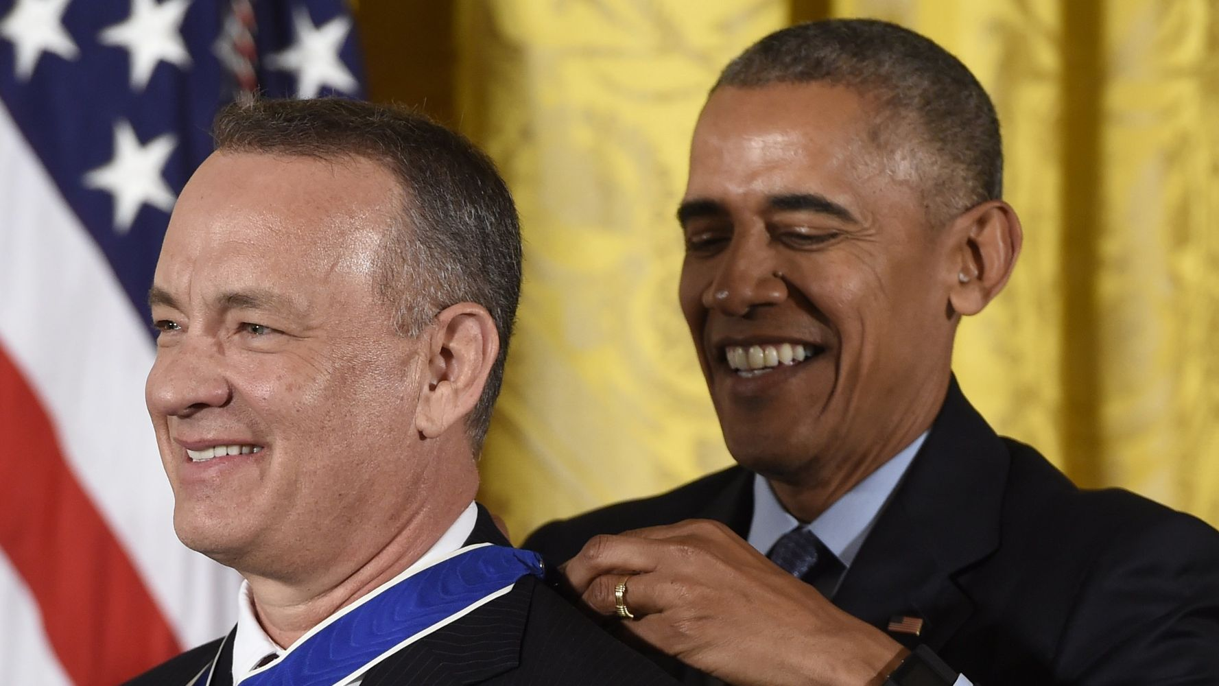 For Obama, It's The Last Of His Greats: 21 Awarded Presidential Medals of Freedom
