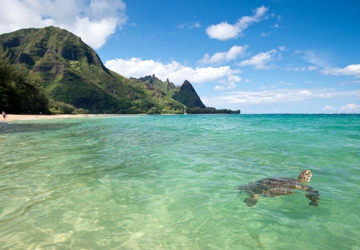 Hawaiian Island Kauai Weather