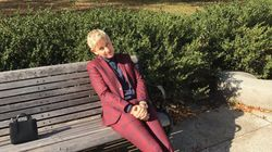 Ellen DeGeneres Was Denied Entry Into The White House For The Silliest