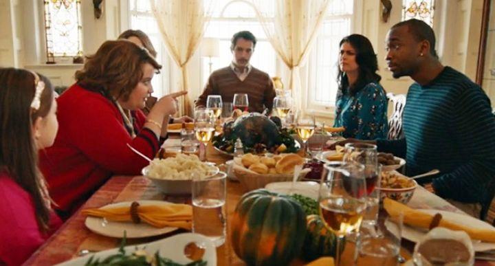 Saturday Night Live Thanksgiving Dinner sketch