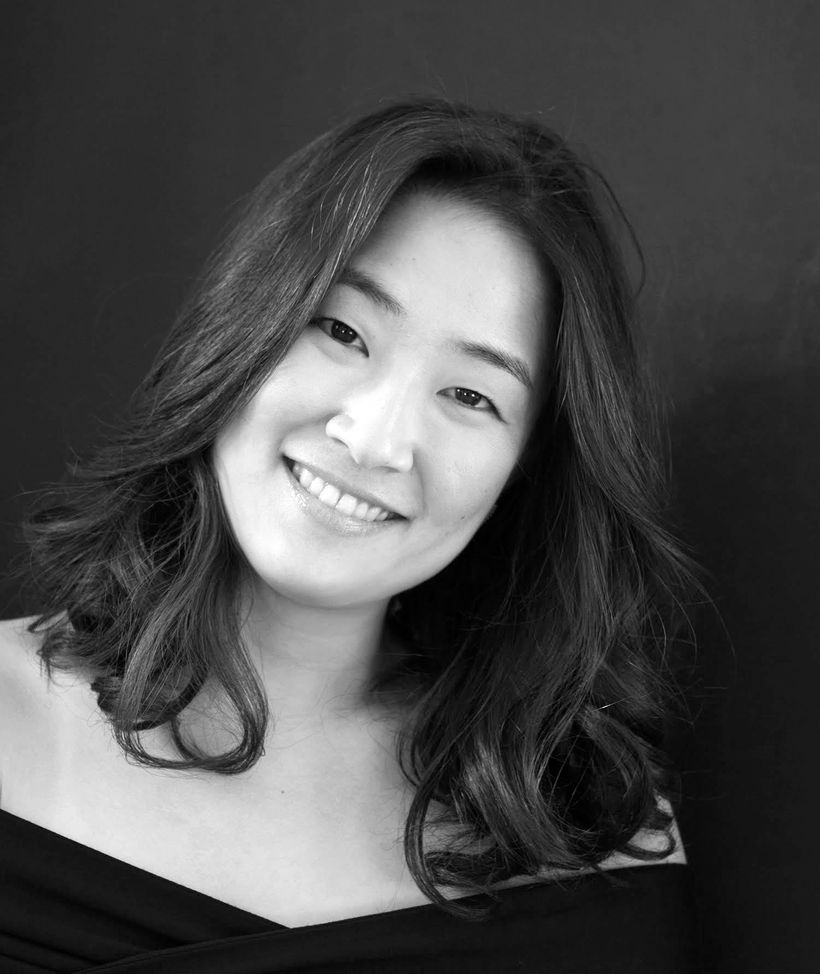 Founder and designer, Dahae Kim.
