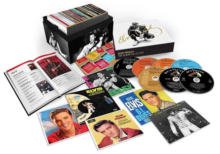 Elvis Presley / <em>The Album Collection</em>