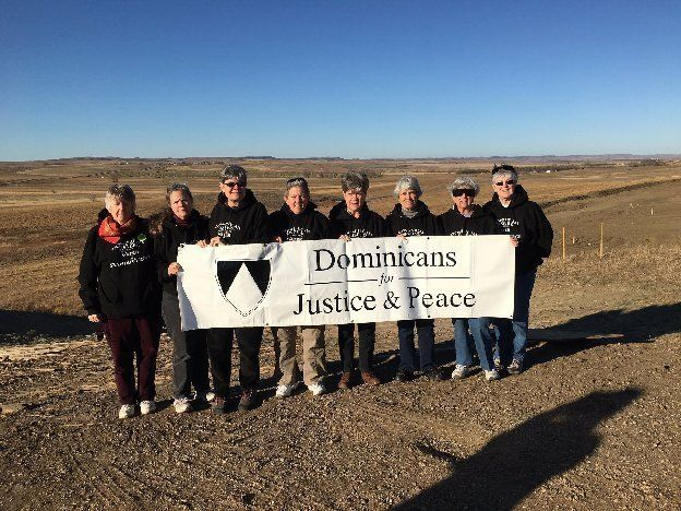 <p>Dominican Sisters at Standing Rock</p>