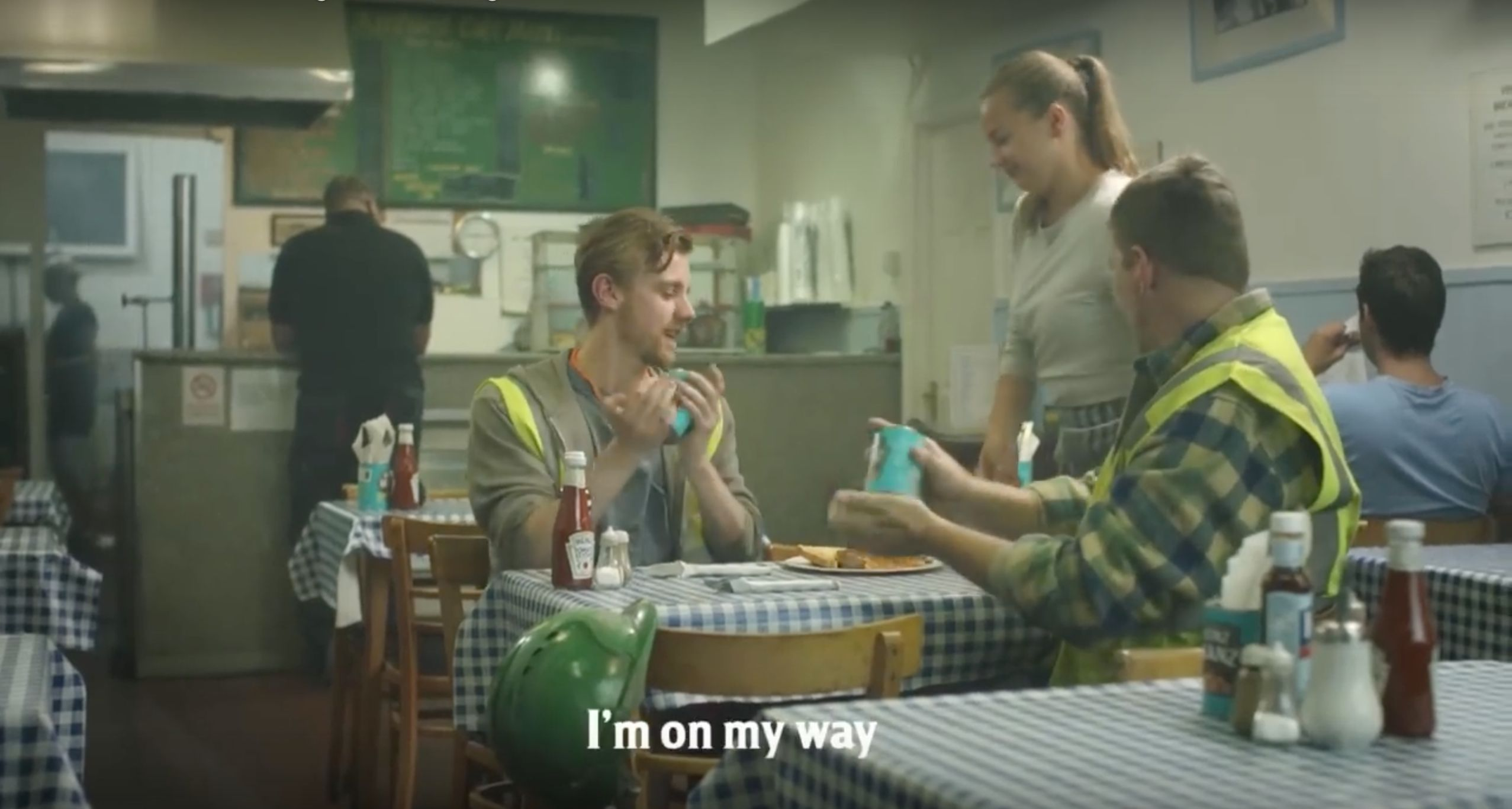 Here's That Banned Heinz Advert Deemed To Encourage 'Unsafe' Behaviour