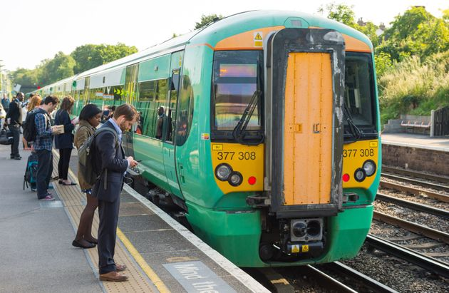 Southern Rail strikes will continue until midnight Wednesday with almost 40% of services