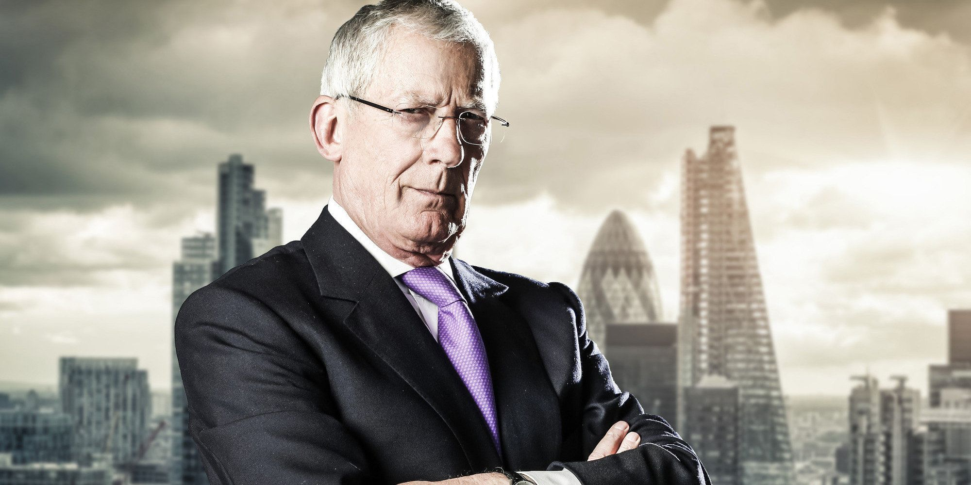 Nick Hewer Makes Sensational Claim About How 'The Apprentice' Stars Are Really