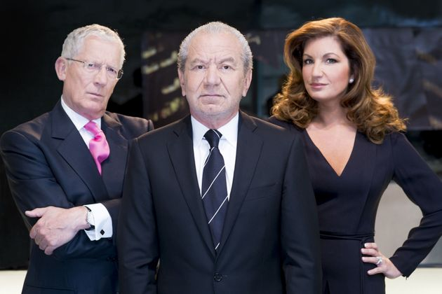 Nick was Lord Sugar's aide for over 10