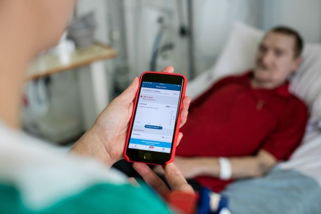 The NHS Is Enlisting Google's Artificial Intelligence Team To Help