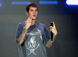 Justin Bieber Appears To Punch Fan Who Leaned Into His Car In The Face
