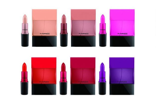 MAC Velvet Teddy Lipstick Now Has A Matching 'Shade Scents'