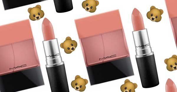 This Is What MAC's New Velvet Teddy Perfume Smells