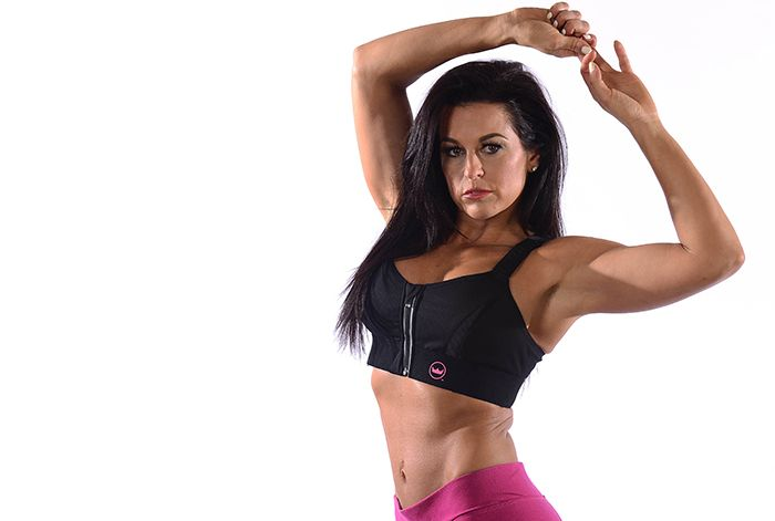 The Shefit Ultimate Sports Bra is a great gift for the fit chicks in your life.