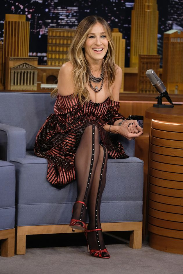 There's So Much Going On With Sarah Jessica Parker's ...