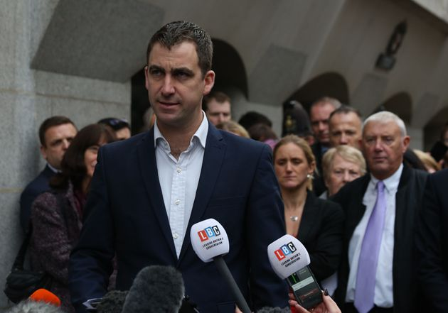 Brendan Cox told the media he hoped Britain 'would take something' from his wife Jo Cox's death after...