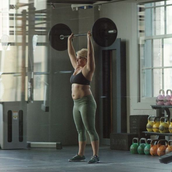 Fitness Campaign Urges Women To Embrace Their #BellyJelly And Reclaim Their Gym