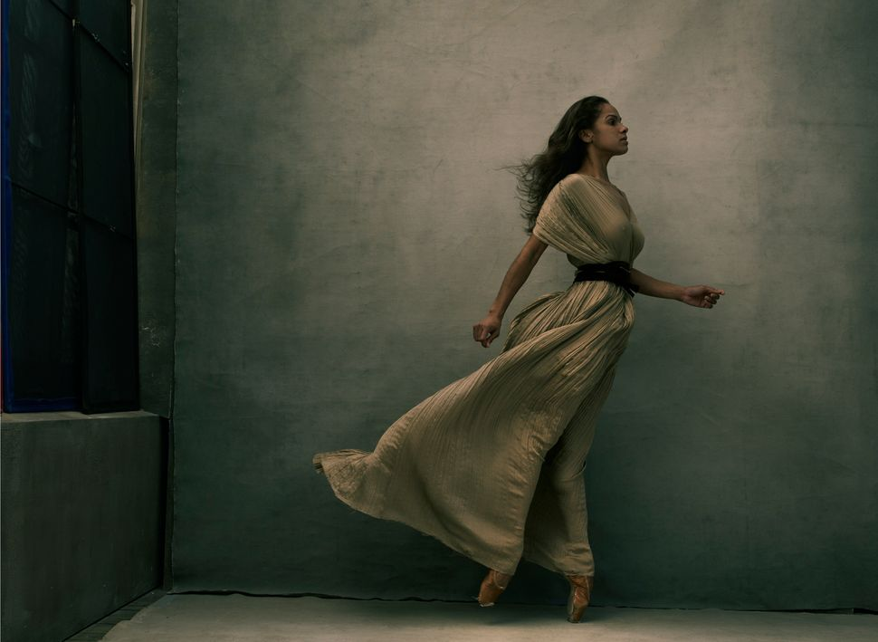 Misty Copeland, New York City, 2015