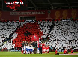 Gary Lineker Puts The Boot Into Fifa Over Wales Being Disciplined For Fans' Poppies