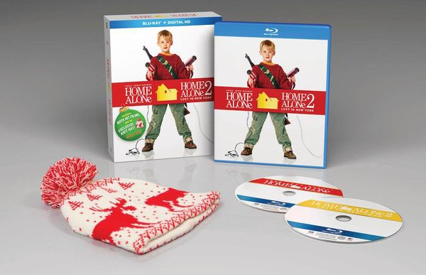 """Yeah, DVDs are so passé, but wow, <a href=""""http://www.target.com/p/home-alone-25th-anniversary-edition-blu-ray-gift-w-"""