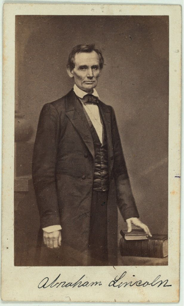 Abraham Lincoln, Esq. (Later the 16th President of the United States)