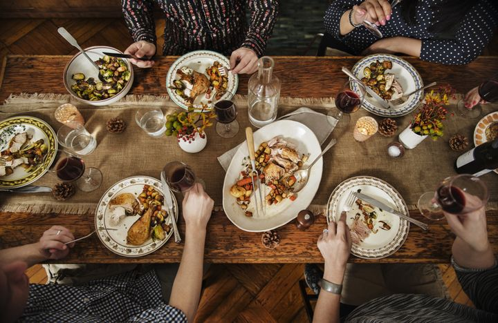 Thanksgiving is a time of gluttony, but that excess doesn't have to harm the earth.