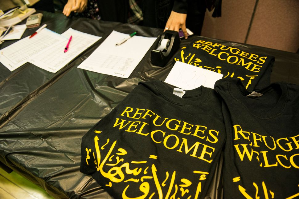 Resettlement organizations and community volunteers say they'recommitted to continuing to provide for refugees.