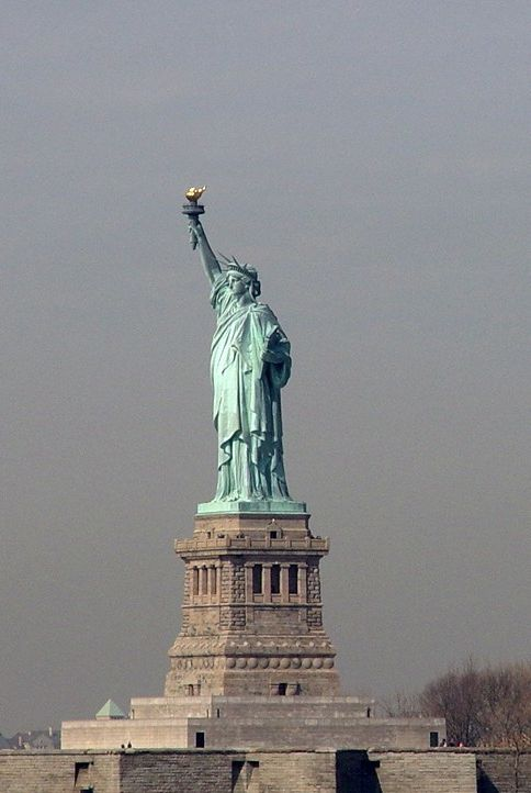 If the USA bans Muslims from coming to our country, should we change the engraving on the Statue of Liberty?