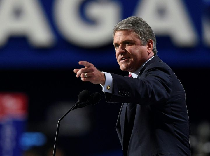 "Rep. Mike McCaul (R-Texas) fears Democrats may ""burrow"" into Trump administration jobs. He wants them purged."
