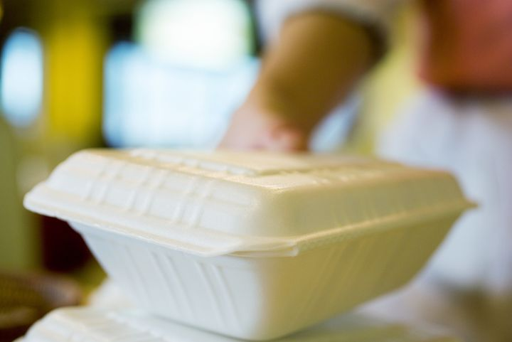 Providing takeaway containers to your guests is one key way to reduce the amount of wasted food at your Thanksgiving feast.