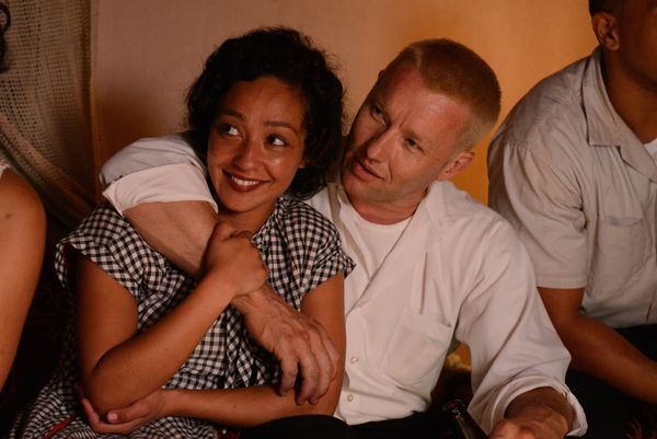 """Loving"" premiered at Cannes back in May, and it's hard to gauge the affecting interracial-marriage drama's position in"