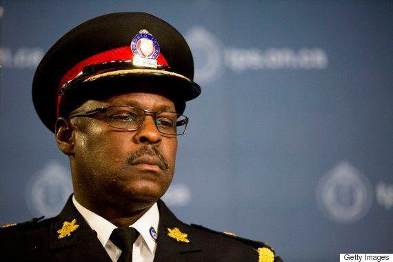 <em>Toronto Police Chief Mark Saunders  </em>