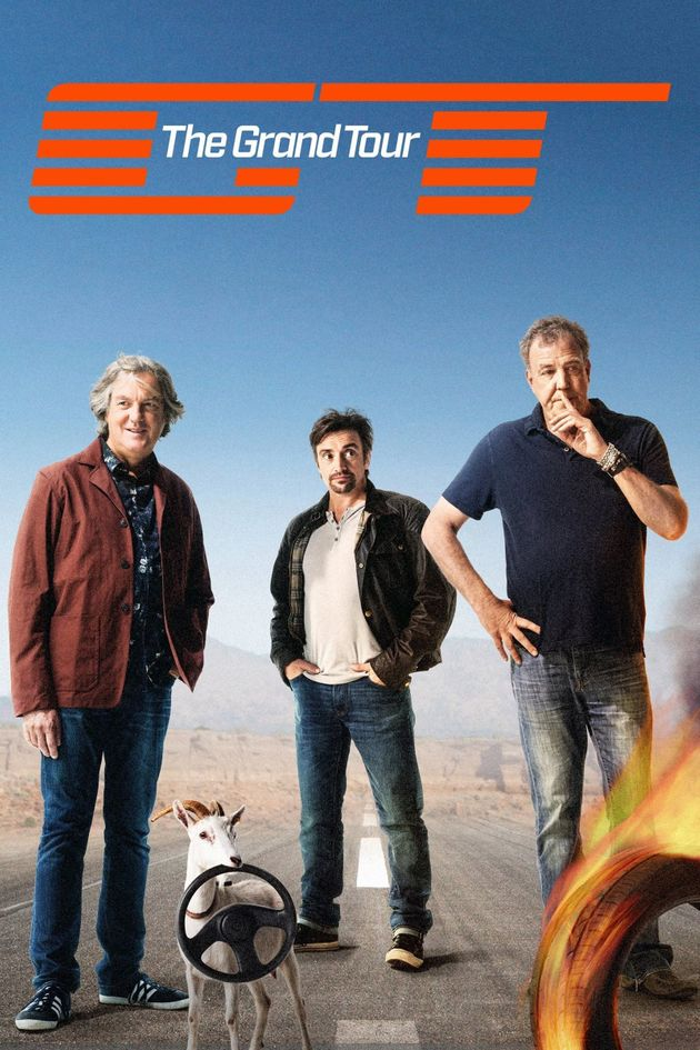 Clarkson and co. are back with their new Amazon Prime