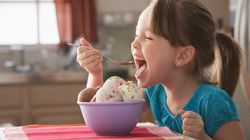 Study Finds Eating Ice Cream For Breakfast Makes You