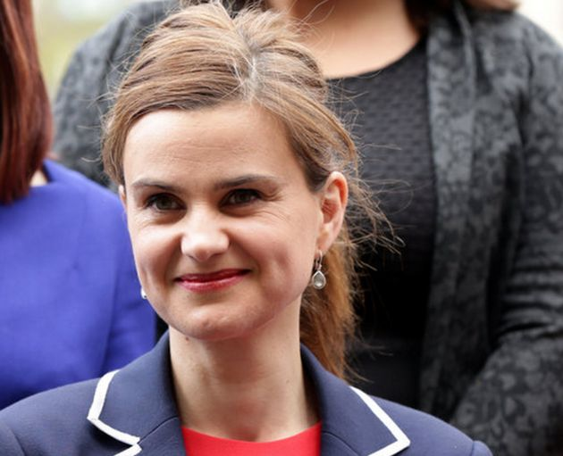 Alex Mayer MEP attended the unveiling of a memorial to Jo Cox