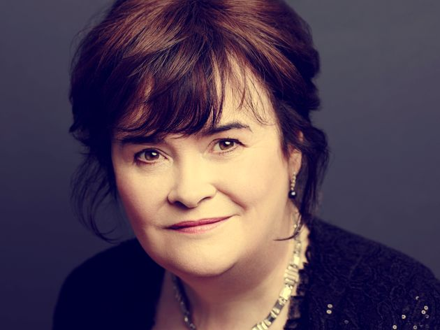 Susan Boyle is 'ready to take the bull by the