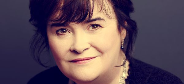 Susan Boyle On Asperger's, The Media's Portrayal Of Her, And Why There's No Such Word As 'Can't'