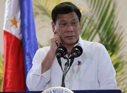 Philippines President Calls Channel 4 Journalist 'Son Of A Wh*re' After Tough Questions