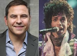 David Walliams Reveals He Once Sang For Prince. ACTUAL PRINCE.