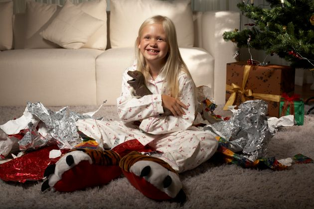 Santa's Lists Of 'Naughty' And 'Nice' Children's Names Revealed As Christmas