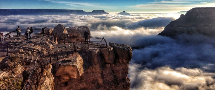 The greater Grand Canyon area could also be declared a national monument.