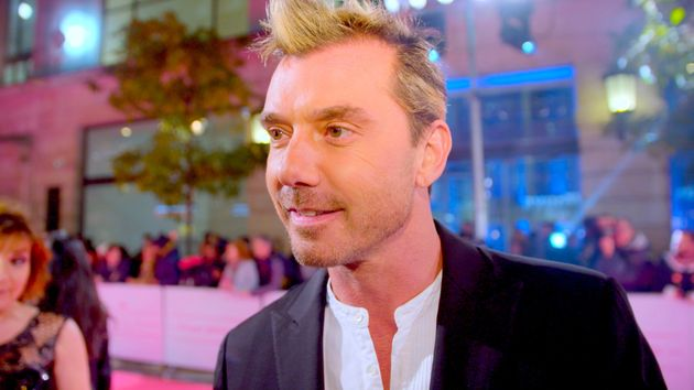 Gavin Rossdale at the ITV
