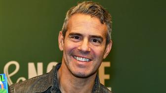 NEW YORK, NY - NOVEMBER 16:  Talk show/radio host Andy Cohen signs copies of his new book 'More Adventures From The Andy Cohen Diaries' at Barnes & Noble, 5th Avenue on November 16, 2016 in New York City.  (Photo by Slaven Vlasic/Getty Images)