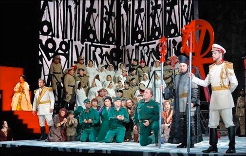 AÏDA – Act II. San Francisco Opera