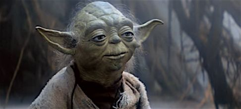 Yoda Strikes Back Against Seagulls In Bonkers Lip Reading