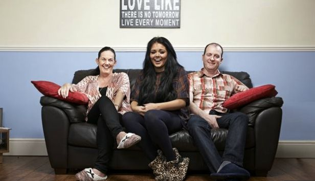 Scarlett shares 'Gogglebox' duties with her