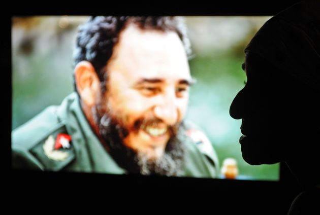 Castro died on