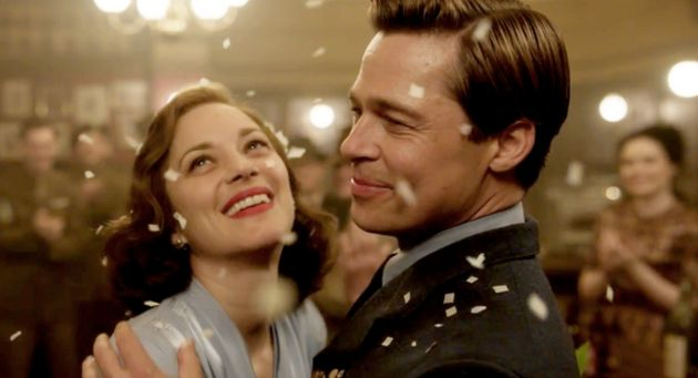 Jared stars with Marion Cotillard and Brad Pitt in